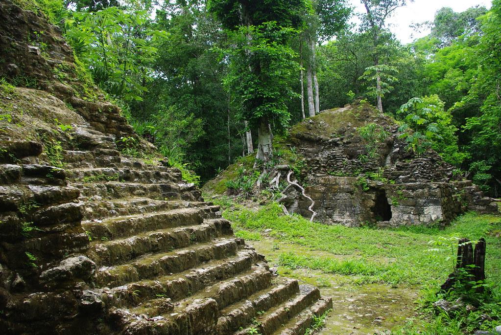 El Mirador Ruins in Guatemala