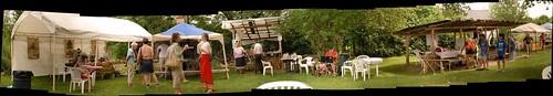 autostitch panorama ontario canada rural community farmersmarket market lanarkcounty mcdonaldscorners