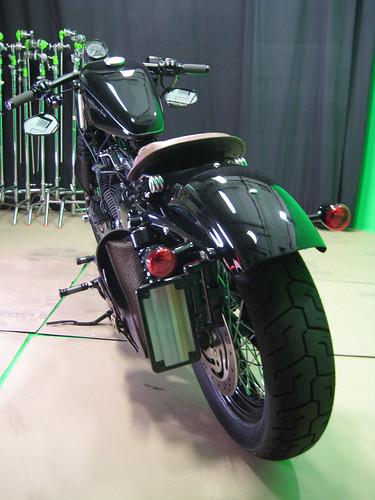 Harley Davidson Nightster 2