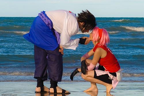 Best Rimini Comix 2010 - Sasuke&Saukura