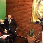 Levy Fidelix é entrevistado pela RIT TV