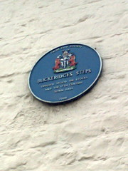 Photo of Blue plaque № 4030