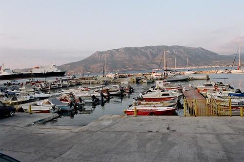 Λιμάνι Κορίνθου
