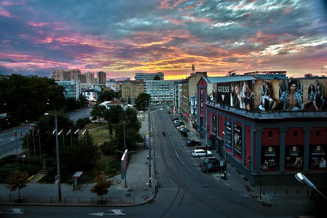 Sofia: Sin City HDR