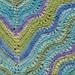 Waterlelies sjaal