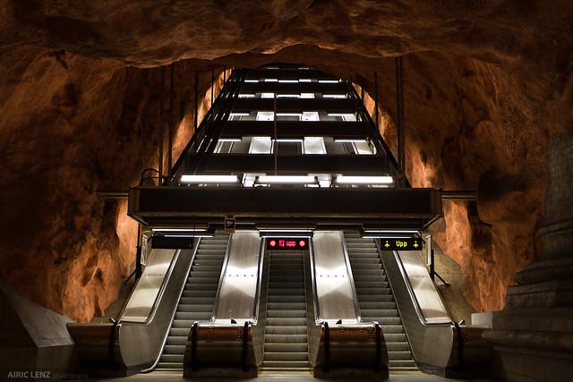 Rådhuset (Stockholm Tunnelbana)