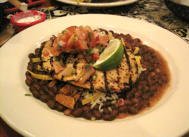 Margarita Grilled Chicken @ Chili's Grill & Bar | Flickr - Photo ...