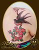 tatuagem passaro