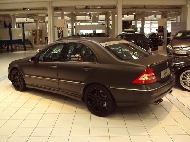 Mercedes Benz C32 Amg Flickr Photo Sharing