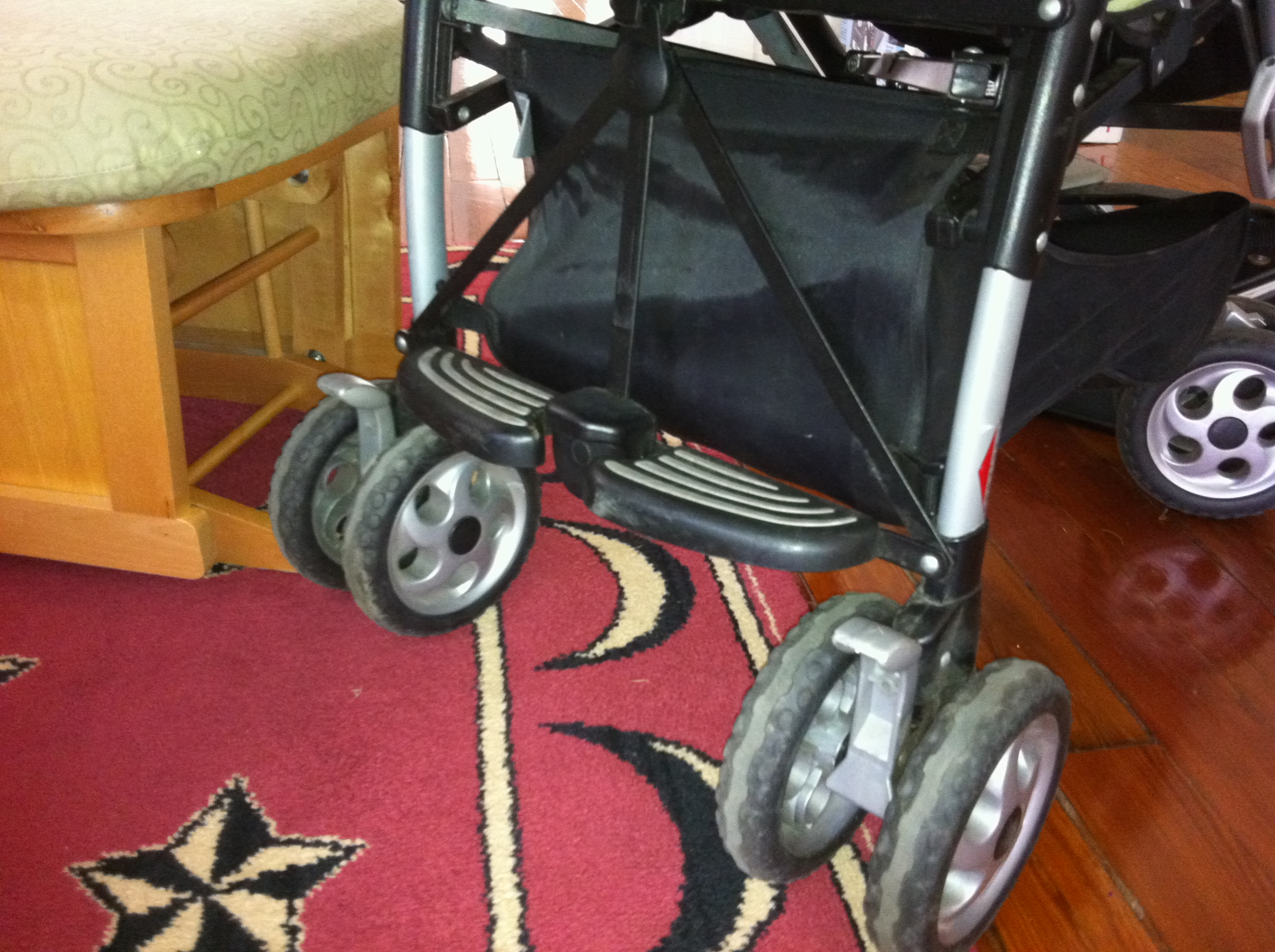 Peg Perego Car Seat Stroller