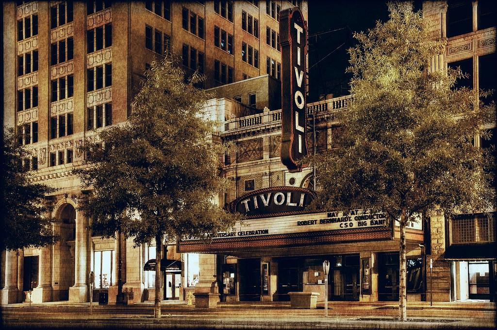 Tivoli Theatre, Chattanooga, TN - Vintage