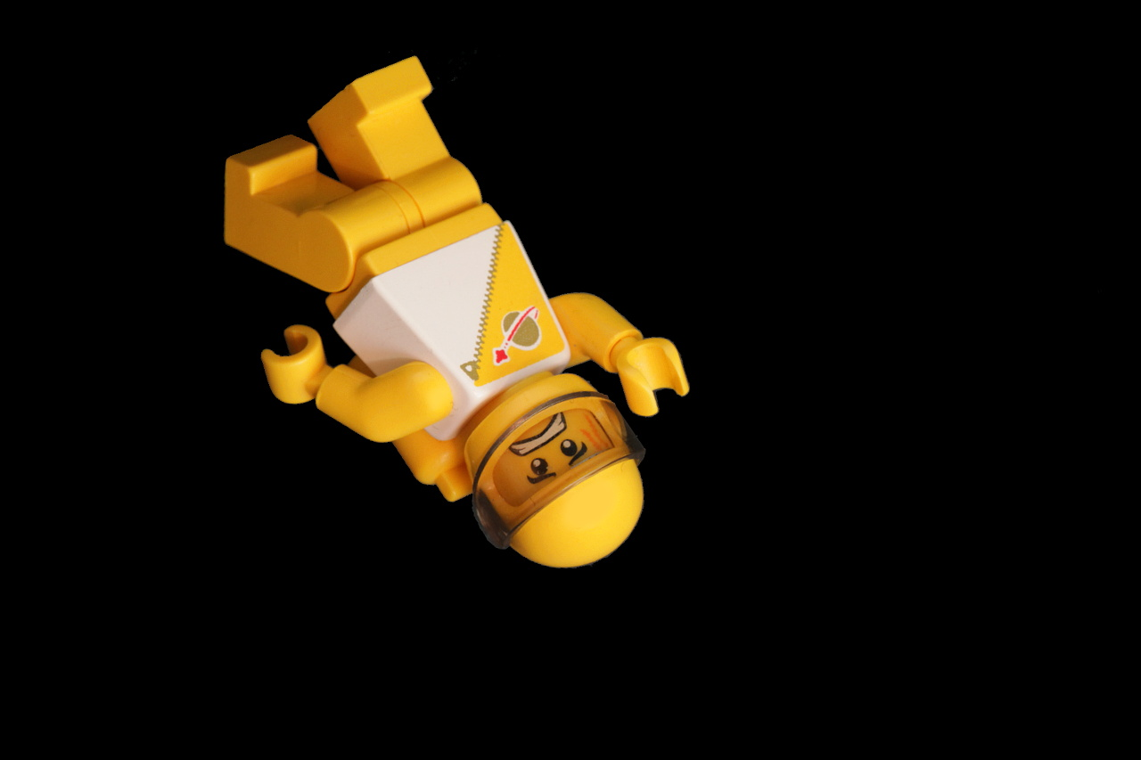 Lego Skydive