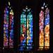 Les vitraux de Jacques Villon (cathédrale St-Étienne, Metz) ©dalbera
