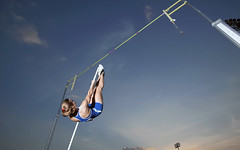 adventure, sports, pole vault, extreme sport, sky,