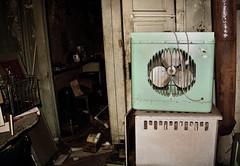 Fan in a box