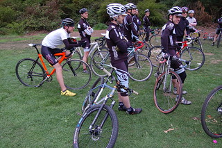 Mission Cycling Cross Clinic