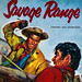 Savage Range (Dell 606) 1952 AUTHOR: Luke Short ARTIST: Robert Stanley