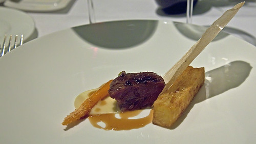 Photo:Pork Sous Vide and a Chip By:villoks