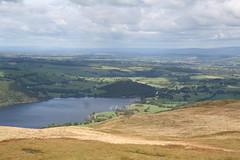 Arthur's Pike summit panorama 9