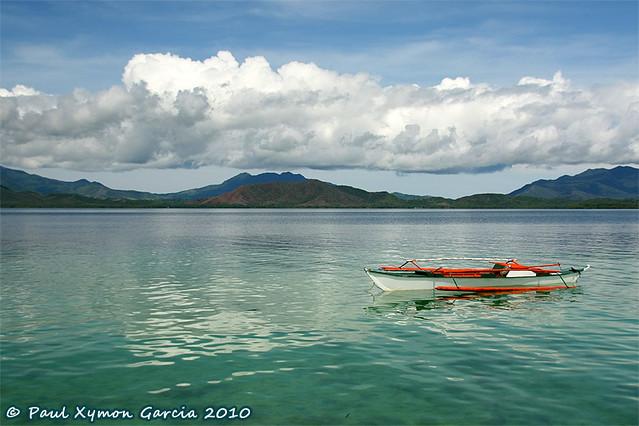 View, Snake Island, Honda Bay
