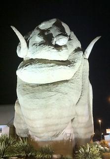 The Big Merino, Goulburn, NSW, Australia