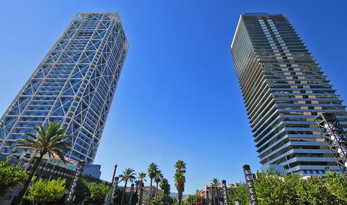 Hotel Arts - Torre Mapfre IMG_9100