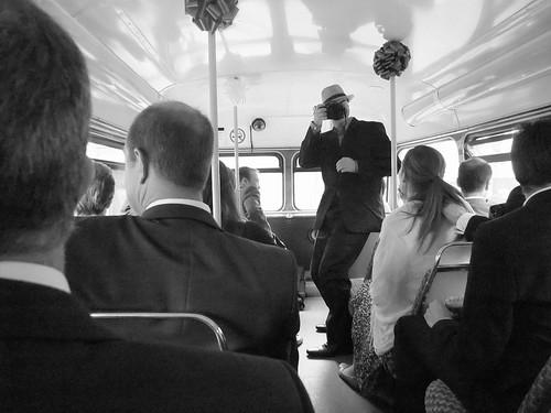 On the buses by La cervelle en été