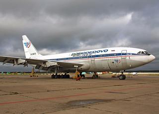 RA-96013 Illuyshin IL-96-300 Domodedovo Airlines