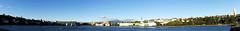 Tjörnin panorama