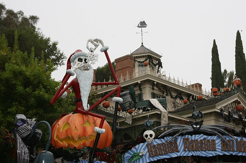 Haunted Mansion Holiday 2010