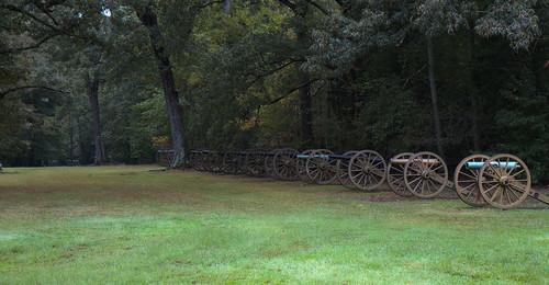 landscape tennessee civilwar cannon artillery battlefield 1862 shiloh battlefields duncanfield