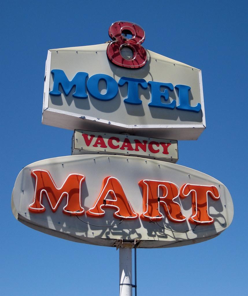 Motel 8, Las Vegas, NV