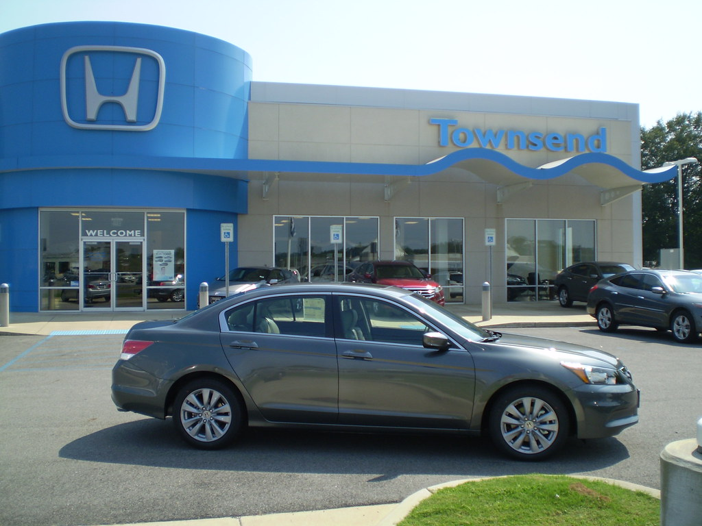 Awesome 2011 Honda Accord EXL At Townsend Honda A Birmingham Alabama Area Honda  Dealer