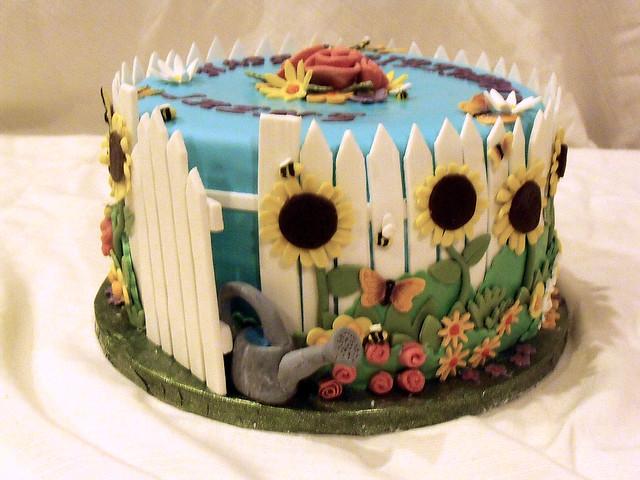 Cake Artist Barbarann : photo