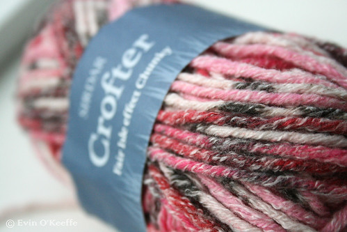 Chunky Loganberry, Sirdar Crofter