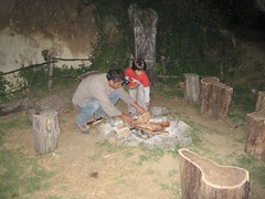 preparing-campfire