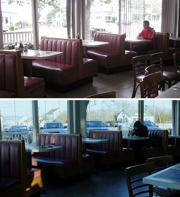 Eternal Sunshine Of The Spotless Mind - Montauk Restaurant