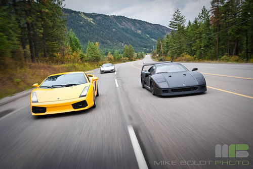 Turbo Gallardo / F40 / 360
