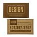 Richard Roche Design Business Card - Front and back