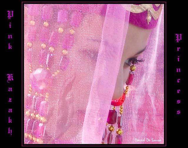 Pink Kazakh Princess [EXPLORED]