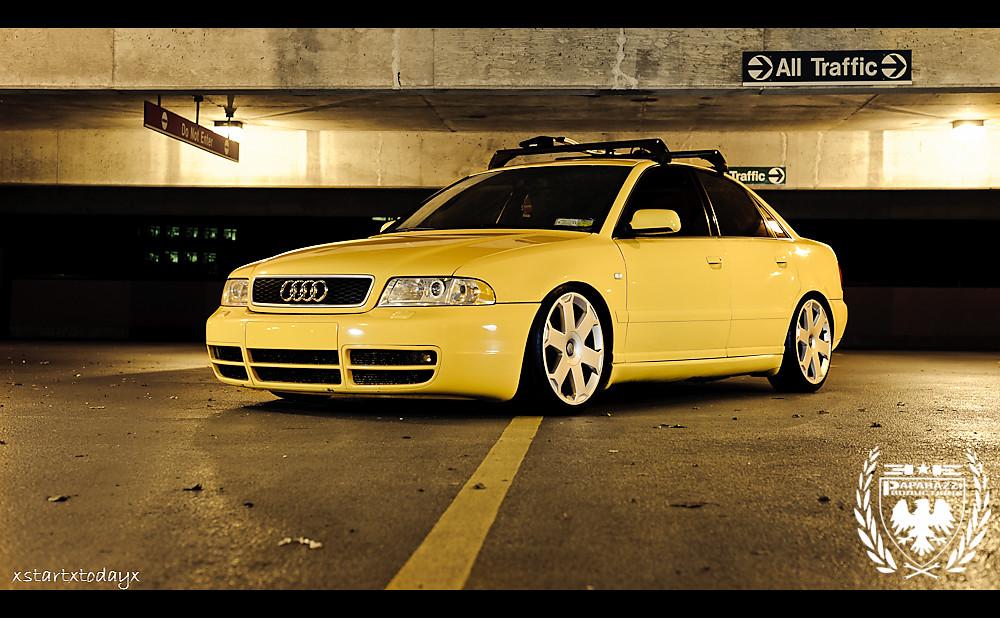 Audi A4 Roof Rack