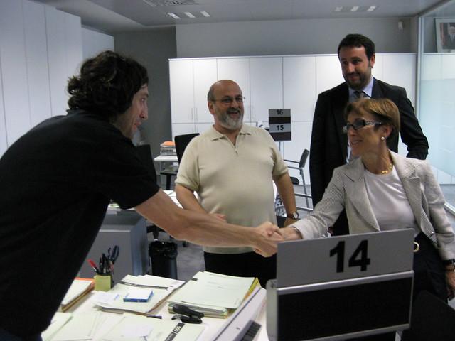 Nova oficina de treball a pineda de mar la nova oficina - Soc oficina de treball ...