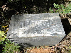 Mardisville Town Cemetery, near Talladega, Alabama