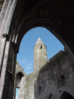 Tower, Rock of Cashel, Ireland