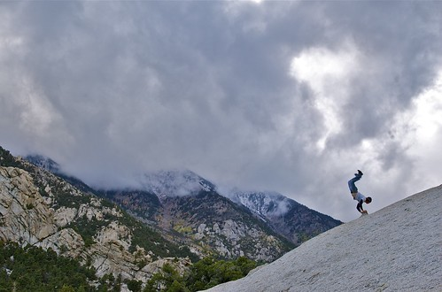 landscape utah canyon cliffs climbing granite deepcreek