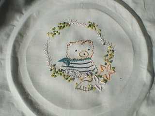 Bear and Fish II ALL DONE!