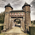 Gatehouse, Castle De Haar, Netherlands