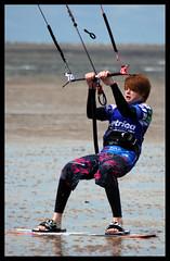 Kitesurfing (August 2010)