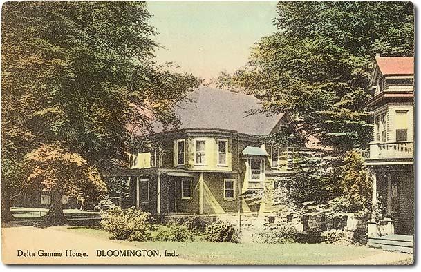 delta gamma house bloomington indiana flickr photo
