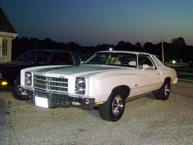 1976 Chevy Monte Carlo Motor Menders Quot Autumn Leaves